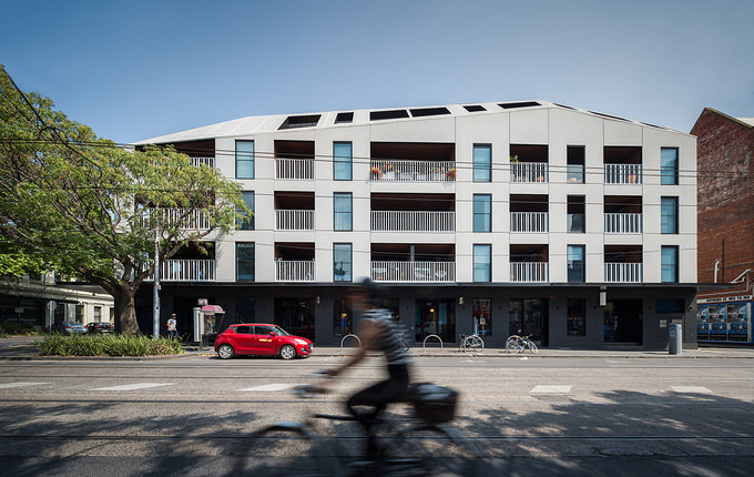Gertrude Street Apartments