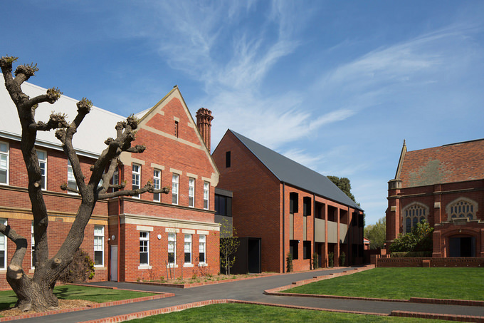 Geelong Grammar School - Boarding House Redevelopments