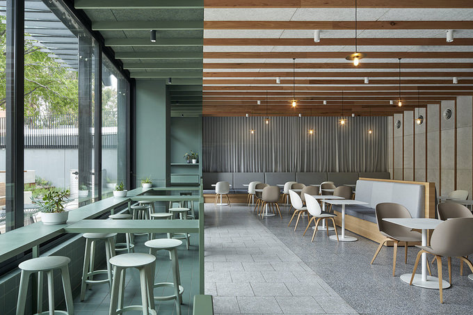 Sable Drop Cafe - Monash Caulfield