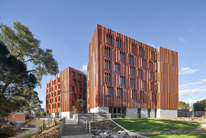 Gillies Hall - Monash University